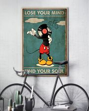 MK Lose Your Mind Find Your Soul 24x36 Poster lifestyle-poster-7
