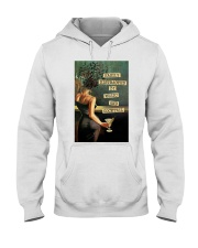 Music And Drinks Cocktail Hooded Sweatshirt tile