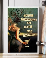Music And Drinks Cocktail 24x36 Poster lifestyle-poster-4