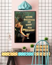 Music And Drinks Cocktail 24x36 Poster lifestyle-poster-6