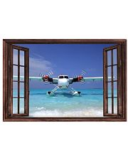 Seaplane Front Window  36x24 Poster front