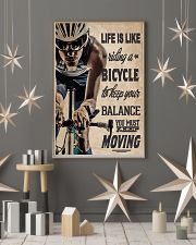 Cycling Life Quote 24x36 Poster lifestyle-holiday-poster-1