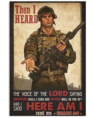 Veteran Lord Send Me