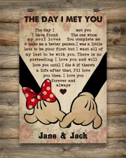 Cute relationship Gifts - Cute Poster - Dprintes 24x36 Poster aos-poster-portrait-24x36-lifestyle-14