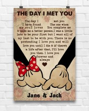 Cute relationship Gifts - Cute Poster - Dprintes 24x36 Poster aos-poster-portrait-24x36-lifestyle-17