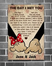 Cute relationship Gifts - Cute Poster - Dprintes 24x36 Poster aos-poster-portrait-24x36-lifestyle-18