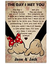 Cute relationship Gifts - Cute Poster - Dprintes 24x36 Poster front