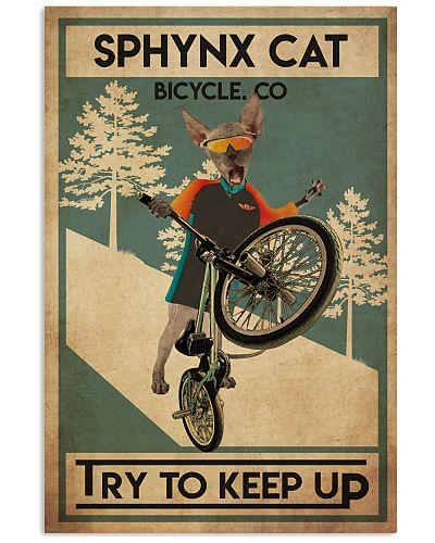 Sphynx Cat Cycle