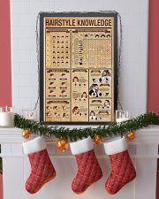 Hairstyle Knowledge 11x17 Poster lifestyle-holiday-poster-4