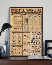 Hairstyle Knowledge 16x24 Poster lifestyle-poster-2