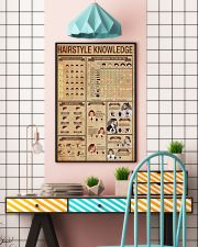 Hairstyle Knowledge 16x24 Poster lifestyle-poster-6