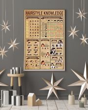 Hairstyle Knowledge 24x36 Poster lifestyle-holiday-poster-1