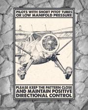 Pilot With Short Pitot Tubes 24x36 Poster aos-poster-portrait-24x36-lifestyle-13