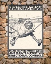 Pilot With Short Pitot Tubes 24x36 Poster aos-poster-portrait-24x36-lifestyle-15