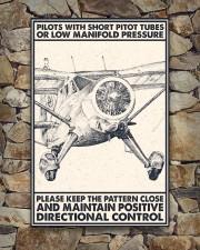Pilot With Short Pitot Tubes 24x36 Poster aos-poster-portrait-24x36-lifestyle-16