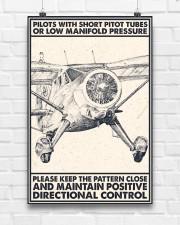 Pilot With Short Pitot Tubes 24x36 Poster aos-poster-portrait-24x36-lifestyle-17