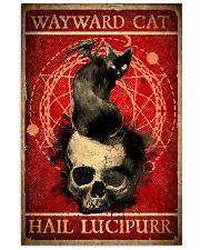 Wayward Cats 24x36 Poster front
