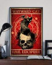 Wayward Cats 24x36 Poster lifestyle-poster-2