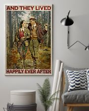 Hunting Couple 24x36 Poster lifestyle-poster-1