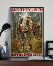 Hunting Couple 24x36 Poster lifestyle-poster-2
