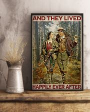 Hunting Couple 24x36 Poster lifestyle-poster-3