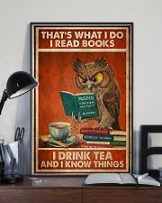 Owl That's What I Do 24x36 Poster lifestyle-poster-2