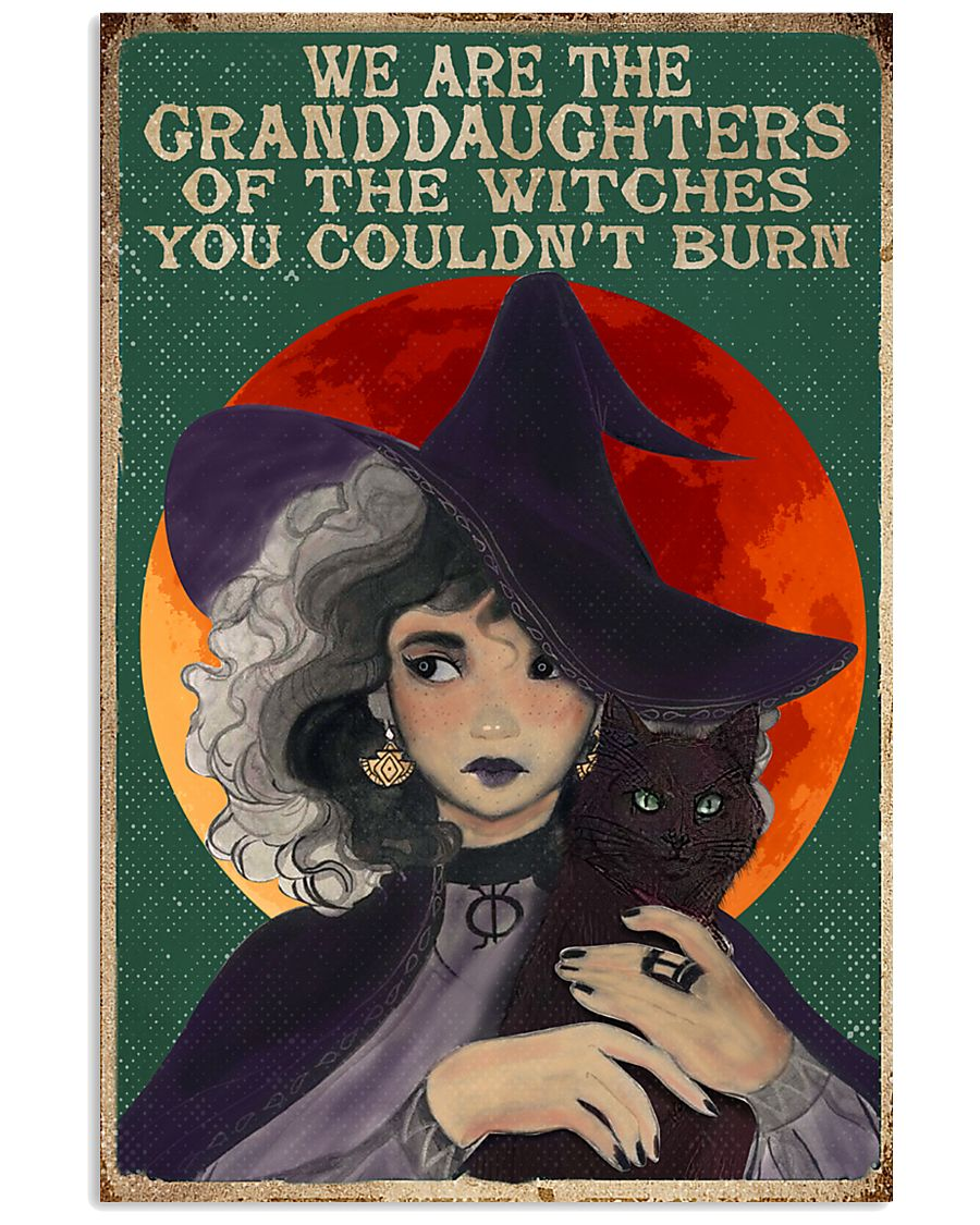 We Are Daughter Of The Witches 24x36 Poster
