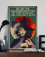 We Are Daughter Of The Witches 24x36 Poster lifestyle-poster-2