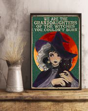 We Are Daughter Of The Witches 24x36 Poster lifestyle-poster-3