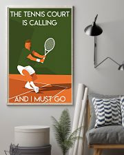 Tennis Court Calling  24x36 Poster lifestyle-poster-1