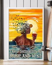 Girl Swim And Wine 24x36 Poster lifestyle-poster-4