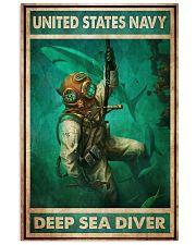 American Diver 2 Vertical Poster tile