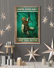 American Diver 2 24x36 Poster lifestyle-holiday-poster-1