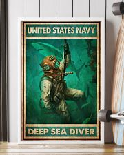 American Diver 2 24x36 Poster lifestyle-poster-4