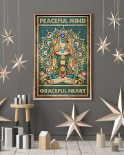 Yoga Peaceful Mind 24x36 Poster lifestyle-holiday-poster-1