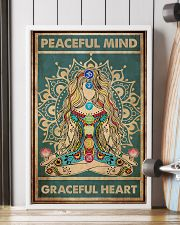 Yoga Peaceful Mind 24x36 Poster lifestyle-poster-4