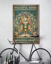 Yoga Peaceful Mind 24x36 Poster lifestyle-poster-7