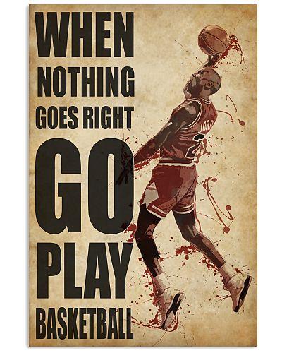Go Play Basketball