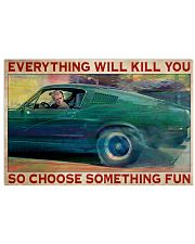 SM Choose Something Fun 2 36x24 Poster front