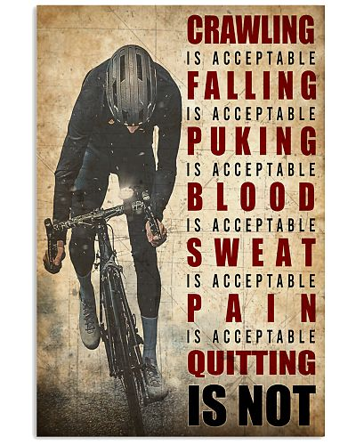Cycling Quitting Is Not
