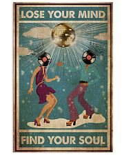 Disco Lose Your Mind 2 24x36 Poster front