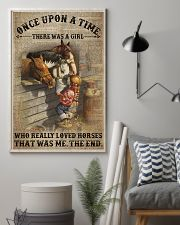 Girl Loved Horses 24x36 Poster lifestyle-poster-1