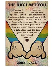 Gay M The Day I Met You  24x36 Poster front