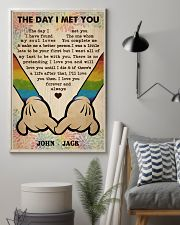 Gay M The Day I Met You  24x36 Poster lifestyle-poster-1