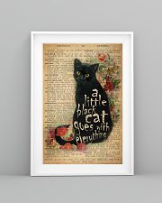 Little Black Cat 24x36 Poster lifestyle-poster-5
