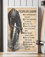 Cycling Life Lessons 24x36 Poster lifestyle-poster-4