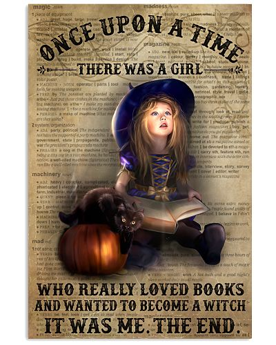 Girl Loved Books And Wanted To Become A Witch