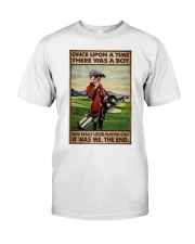 OUAT Boy Loved Golf Classic T-Shirt tile