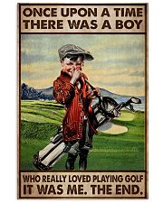OUAT Boy Loved Golf 24x36 Poster front