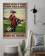 OUAT Boy Loved Golf 24x36 Poster lifestyle-poster-1